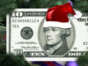 christmas etiquette money
