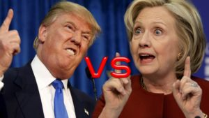 thepresidential election donald vs hillary