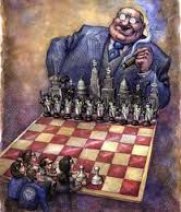 what does the second amendment read fat cats playing chess